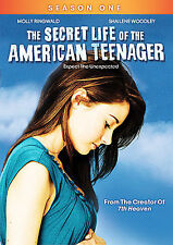 THE SECRET LIFE OF THE AMERICAN TEENAGER - COMPLETE FIRST SEASON 1 ONE 3-DVD Set