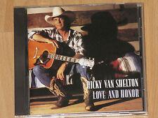 RICKY VAN SHELTON - LOVE AND HONOR