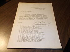 JULY 1935 CRI&P ROCK ISLAND LETTER TO BELT RAILWAY CLEANING FREIGHT CARS