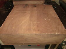 BEAUTIFUL WALNUT BOWL BLANK LATHE TURNING WOOD LUMBER 10 X 10 X 3""
