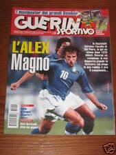 GUERIN SPORTIVO 1998/42 DEL PIERO COVER DOSSENA SCOGLIO