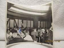 Vtg. Photo Sterling Brewery Rathskeller Evansville In Employee Gathering 1960s