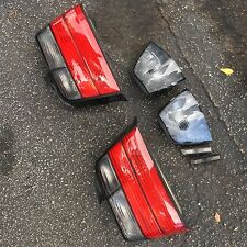 BMW E36 328 323 M3 Sedan Smoked Taillights Corner Lights and Side Markers