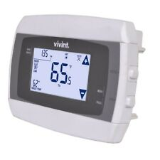 CT30 Programmable Z-Wave Thermostat w/ Backlit Touchscreen & Free Wireless Card