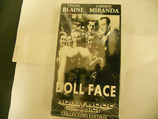 Doll Face (VHS/EP, 1999, Collectors Edition)