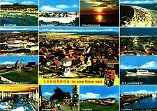 Langeoog , Ansichtskarte