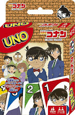 UNO Detective Conan Playing Cards Game Japanese Anime Ensky Japan Import F/S