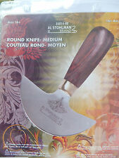 Al Stohlman Brand Round Knife Tandy Leather cutting Tool 35014-00 Free Shipping