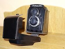 USSR GLOBAL 676. 6 x 6 RARE& COLLECTABLE MEDIUM FORMAT PHOTO CAMERA. READ !