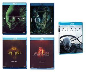 Alien Collection (5 Blu-Ray) Edizione Italiana