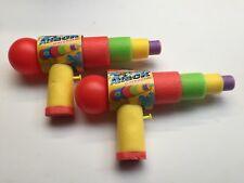 2 x Foam Water Squirter Gun Splash Attack Kids Toys Outdoor Play