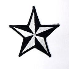 Volcom Rock Star Pentagram Motorcycles Cool Biker Punk Jeans Shirt Iron on patch
