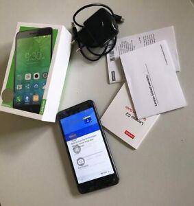 Lenovo C2 Smartphone 8GB - DUALSIM (ohne Simlock) 100% original!!! wie Neu !!