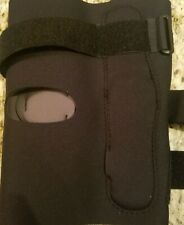 "Corflex CoolTex Anterior Closure Knee Wrap w/Hinge 13"" 88-1306"
