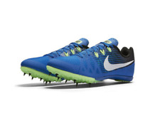 finest selection 3af65 8bf44 Nike Zoom Rival M 8 Track Field Sprint Spikes Shoes Size 13 Blue New 806555  413