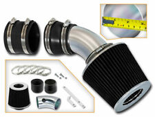 """3/"""" Cold Air Intake Dry Filter Universal BLACK For Series 75//80//85//90//Seville//STS"""