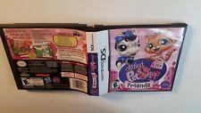 Littlest Pet Shop: City Friends - Nintendo DS Game - Game - Case