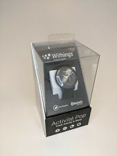 *NEW* Withings Activité Pop Watch Shark Gray Activity Sleep Tracker Alarm Clock