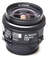 Nikon Nikkor AF 24 mm F/2.8
