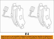 Ram CHRYSLER OEM 14-17 ProMaster 1500 Brake-Rear Pads 68230095AC