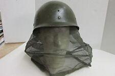 ORIGINAL EARLY WW2 USMC M1942 MOSQUITO HEAD NET 1943 US MARINES PACIFIC