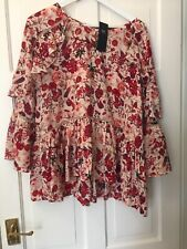 Size 18 M&S Top