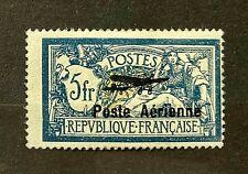 Poste Aérienne  N° 2  *** Neuf Sans Charnière ***  Signé  TTBE  Cote 475 €