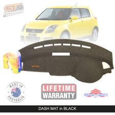 DASH MAT Suzuki Swift RS Sport GL ALL Models Feb/2005-Dec/2010 DM971 Charcoal