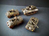 FlamesOfWar  Vietnam  USA15MM CustomShoulderPatch decalset 1st CAV Division
