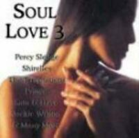 Various Artists - Soul Love Vol. 3 (CD) (1999)