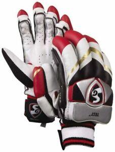 SG Test Batting Gloves, Giovani (Colore Possono Variare)
