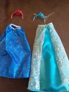 Disney Frozen Elsa & Anna's Skirts & Crown Accessories!