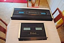 OLD SCHOOL ''WORKING'' MCINTOSH MCC406M AUDIOPHILE AMP MADE IN USA METERS!