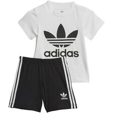 Adidas Infant & Toddler Originals Gift Set White-Black ED7677