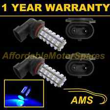 2X H10 BLUE 60 LED FRONT FOG SPOT LAMP LIGHT BULBS HIGH POWER KIT XENON FF500601