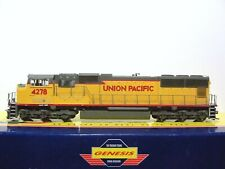 ATHEARN GENESIS HO G6203 UNION PACIFIC UP SD70M #4278 RED/YELLOW/GRAY WINGS/BOLT