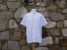 FRED PERRY.  Reissues Short Sleeve Oxford Shirt.  100% Cotton.  Size 40.  BNWT