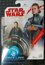 STAR WARS the last jedi figurine star wars LEIA ORGANA Force Link neuf
