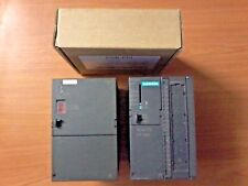 Siemens S7 300 Cpu 312C + PS 307 + CABLE USB MPI+ ( 6ES7 312-5BE03-0AB0 ) . PLC