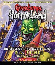 Scream of the Haunted Mask (Goosebumps Horrorland #4)  (ExLib) by Stine, R.L.