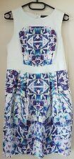 Portmans Geometric Patterned Dress