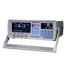 high precision LCR meter Dual LCD Display 100Hz 100K 0.3% USB RS232 made taiwan