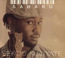 SEKOU KOUYATE/S'KOU KOUYAT' - SABARU [DIGIPAK] NEW CD