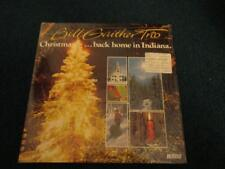 NM 1972 Lp The Bill Gaither Trio–Christmas Back Home In Indiana-Word WSB-8825