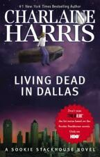 Sookie Stackhouse/True Blood Ser.: Living Dead in Dallas by Charlaine Harris (2002, Mass Market)