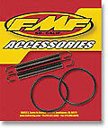 FMF Exhaust Pipe Spring O-Rings Kit Yamaha YZ125 YZ 125 011316 1999 - 2003 NEW