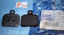 2 plaquettes de frein d'origine Piaggio X9 125 250 500 BEVERLY 400 500 497083