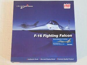 HOBBY MASTER HA3825 1:72 F-16A/NETZ NO. 124 TAYSET 115 FLYING DRAGON SQN 2012