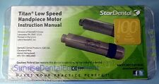 Star Dental Titan 3 - Low Speed Motor - 262262