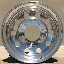 Alcoa DuraBright Evo 24.5 10 Lug Hub Pilot Rear Wheel Round Hole Design 983632DB